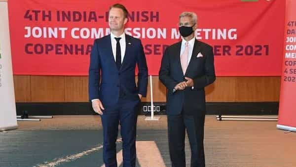 During his visit, Jaishankar also thanked his Danish counterpart Jeppe Kofod for the initiative in bringing CEOs of various companies together for Green Strategic Partnership.