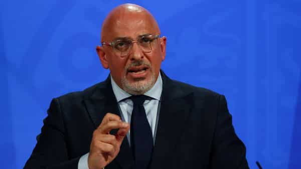 Vaccines minister Nadhim Zahawi said officials are looking to begin the certification measures from the end of Sept, when the whole over-18 population would have been offered two COVID-19 vaccine doses (Photo: Reuters)