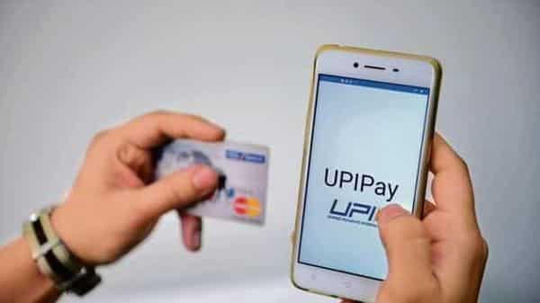 With UPI, you just need to input your UPI ID, which leads to a payment request being sent to your UPI app. Photo: Pradeep Gaur/Mint