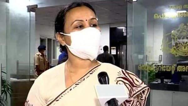 Kerala health minister Veena George (HT)