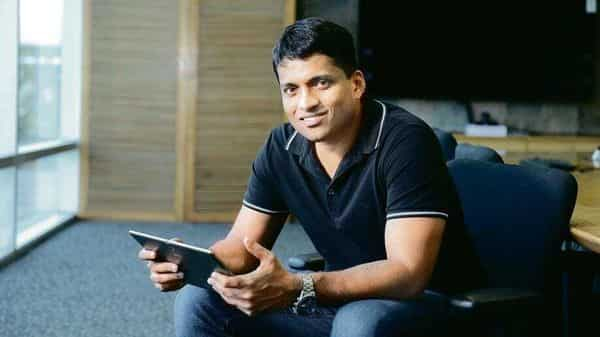Byju Raveendran, founder and chief executive officer of Byju's. Mint