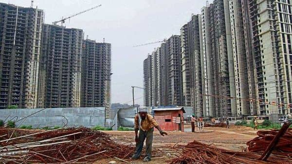 Insolvency in real estate has increased as home-buyers and creditors drag developers to bankruptcy tribunal for delays which may have been worsened by the pandemic. (Photo: Mint)