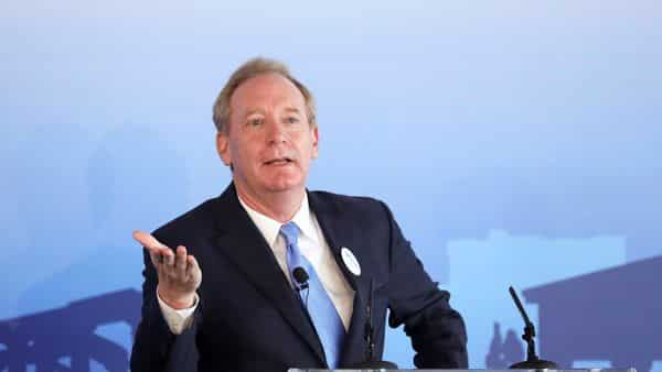 India will play a vital role in regulating technology: Microsoft's Brad Smith - Mint