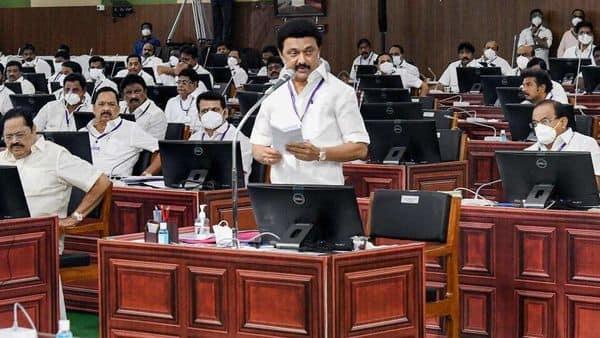 Tamil Nadu chief minister MK Stalin. (PTI)
