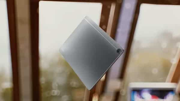 The Realme Pad comes in two colours: Grey (pictured above) and Gold