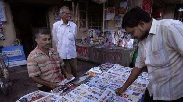 Apart from being a daily habit, some of the top reasons for reading newspapers continues to be gaining more knowledge, staying updated about current affairs and improving language skills. (Photo: Mint)
