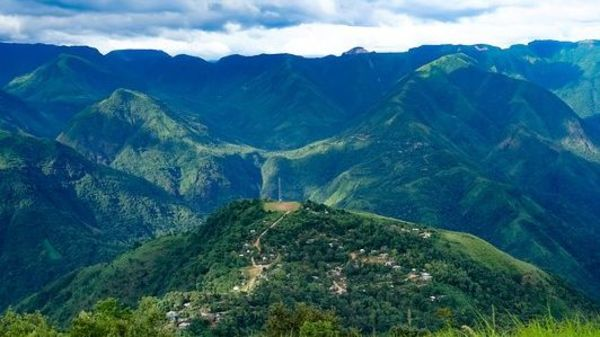 Meghalaya's Kongthong village, also known as the 'Whistling village'