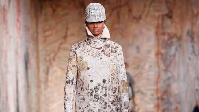 Valentine Bedel for Christian Dior, Autumn-Winter 2021-2022 collection