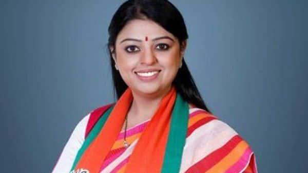 BJP candidate for bye-election Priyanka Tibrewal.