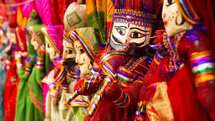 India's toy heritage goes back nearly 5,000 years