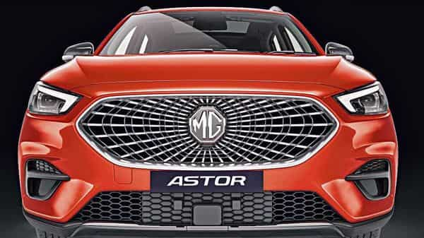 MG Astor is expected to be priced in the range of  ₹10 lakh and  ₹17 lakh. (MINT_PRINT)