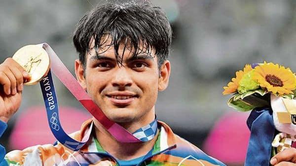 Olympics gold medallist Neeraj Chopra. (Photo: AP/PTI)