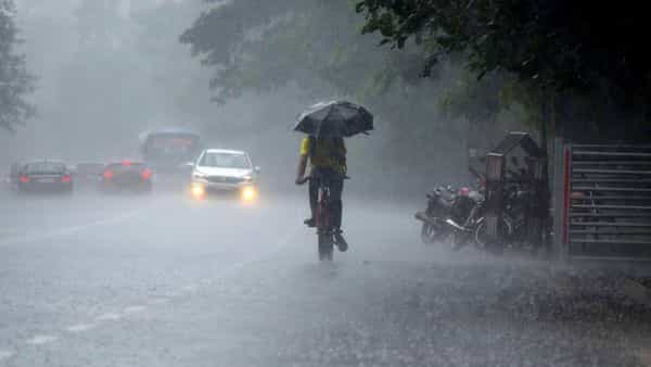 IMD has issued orange alert for one or two places on Sunday and Monday in the state. (Sai Saswat Mishra)