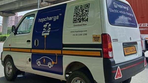 Hopcharge Van: Arjun Singh, founder of Hopcharge, has claimed to provide an on-demand door-to-door charging service to EV owners