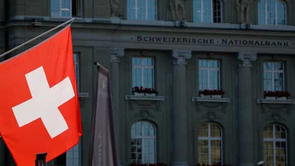 In each of the last two years, Switzerland has shared details about nearly three million financial accounts with various jurisdictions. (Bloomberg)