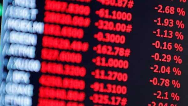 The Hang Seng Tech Index finished 2.3% lower, with Meituan, Alibaba Group Holding and Tencent Holdings Ltd. the biggest drags on the gauge. (REUTERS)