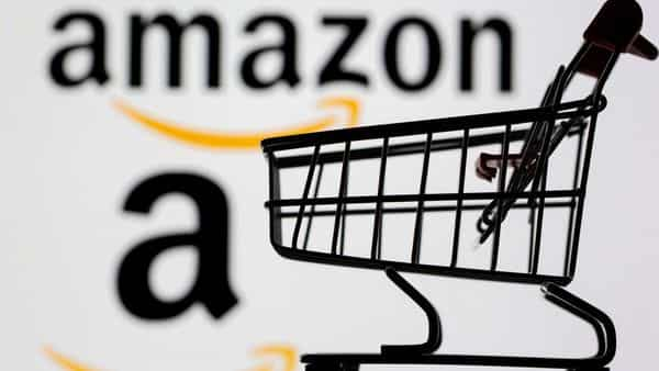 Amazon is offering its Prime members in the UK and Ireland access to Deliveroo Plus for one year (REUTERS)