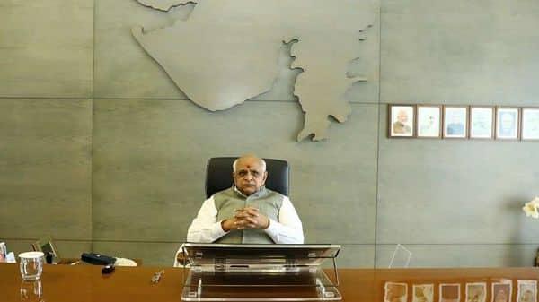 Gujarat CM Bhupendra Patel
