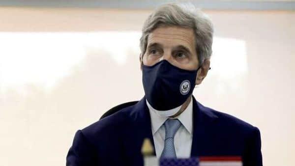 US special presidential envoy for climate John Kerry. REUTERS/Anushree Fadnavis (REUTERS)