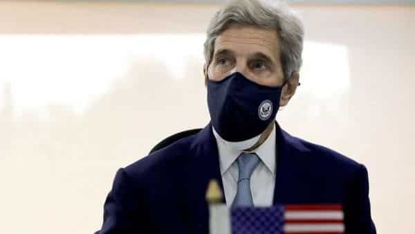 US special presidential envoy for climate John Kerry (REUTERS)