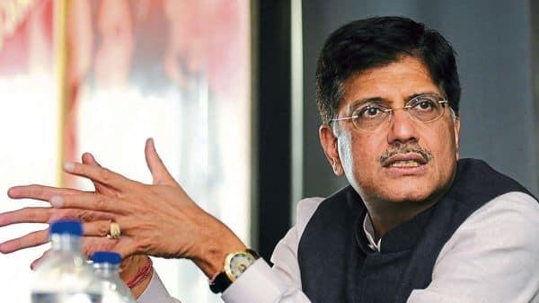 Trade minister Piyush Goyal.