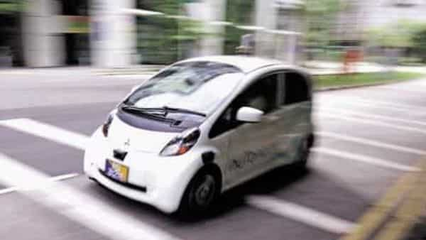Representational image for an autonomous car. Photo: AP
