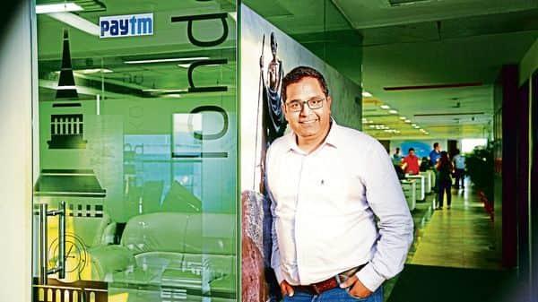 Vijay Shekhar Sharma, founder and CEO, Paytm.