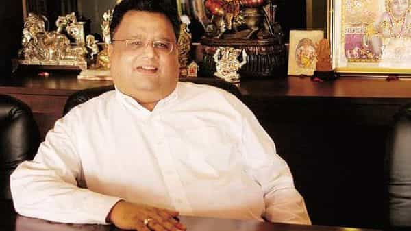 Rakesh Jhunjhunwala (Bloomberg)