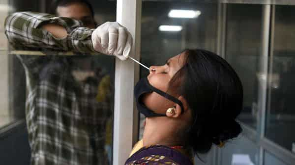 As many as 97,070 samples were tested during the last 24 hours. for COVID in Kerala (Hindustan Times)