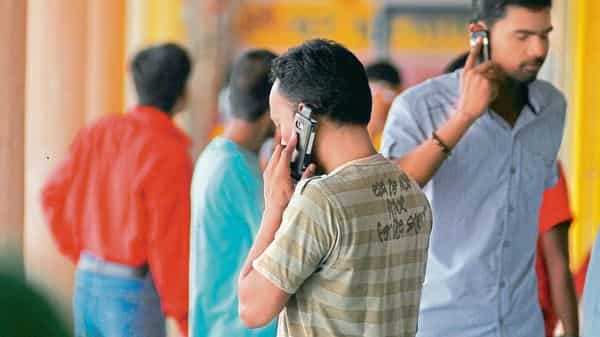 Asked about the 5G spectrum auction timelines, the minister said it will be held during the last quarter of this fiscal, telecom minister said (Photo: Pradeep Gaur/Mint)