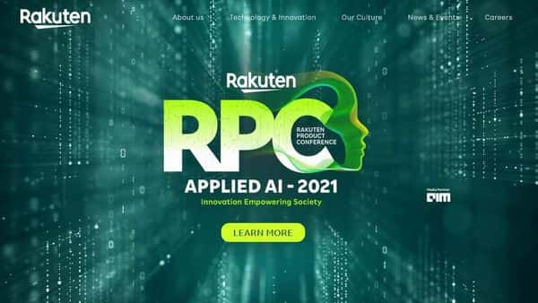 Rakuten India, the largest among Rakuten's nine technology hubs outside Japan, has been an important tech hub for developing solutions for Rakuten's global ecosystem of more than 70 diverse businesses since 2014. Rakuten SixthSense is launching in India and will gradually be rolled out to other global regions.