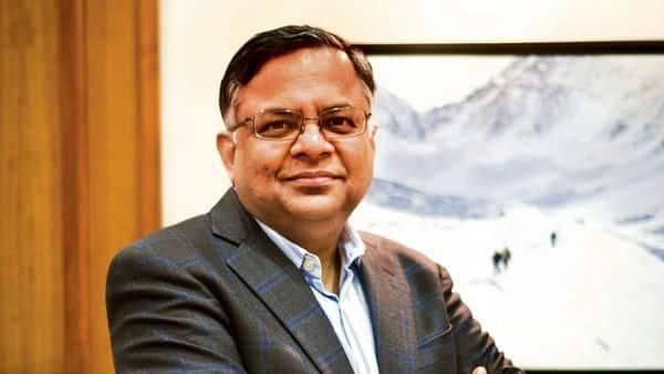 Tata Sons chairman N. Chandrasekaran (Mint)