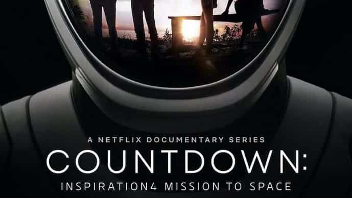 The Netflix documentary has been following the crew's journey as they prep for the first SpaceX tourist flight