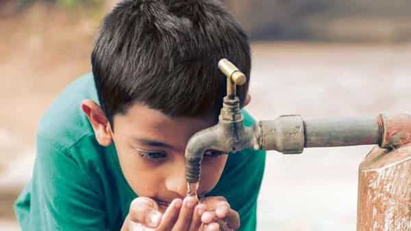 A total of 42.2% rural households have been provided with tap water connection since the launch of the marquee JJM in 2019. (Getty image)