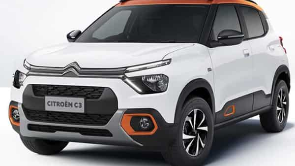 The new Citroen C3 gets heavy body cladding on all sides