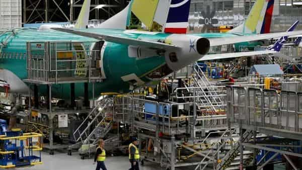 The Boeing factory in Renton, Washington, US. (REUTERS)
