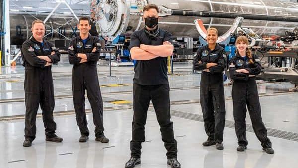 Elon Musk taunts Joe Biden as 'sleeping' for ignoring SpaceX success