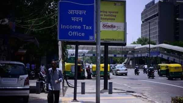 The Income Tax Department