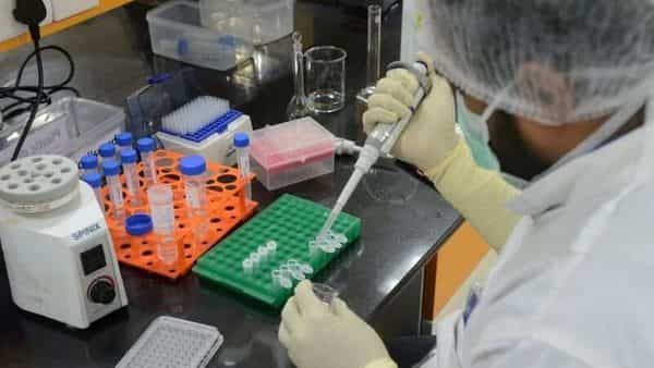 FILE PHOTO: A research scientist works inside a laboratory of India's Serum Institute, the world's largest maker of vaccines, which is working on vaccines against the coronavirus disease (COVID-19) in Pune, India, (REUTERS)