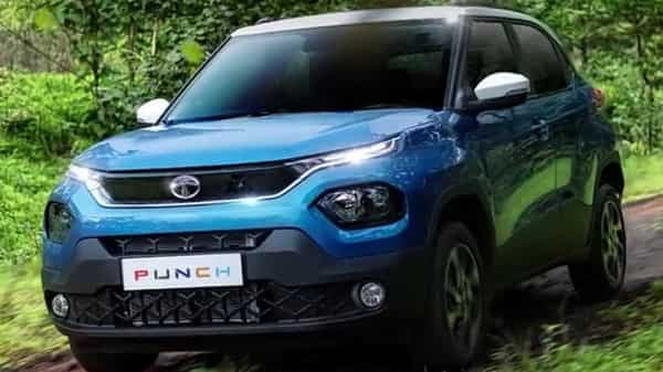 In terms of design, the Tata Punch borrows a lot of elements from Tata's other cars such as Harrier, Nexon and the interiors are inspired by Altroz