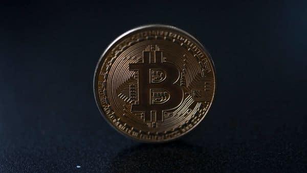 Cryptocurrency Bitcoin representation (AFP)