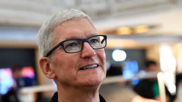 Apple CEO Tim Cook shared an email expressing his displeasure for leakers within the company (AFP)