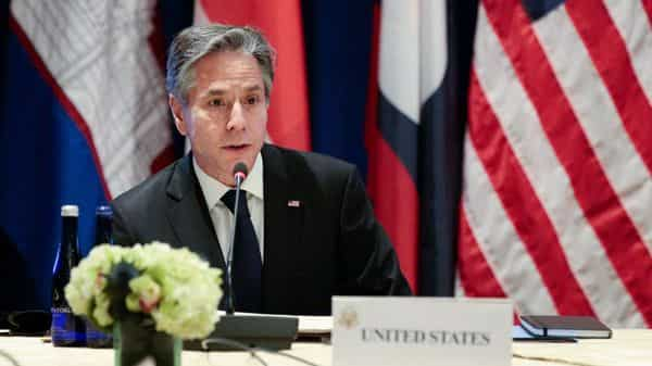 U.S. Secretary of State Antony Blinken (AFP)