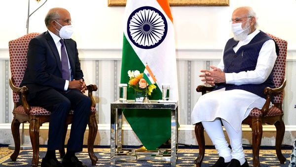 PM Modi met Narayen and discussed the California-based software giant's collaboration and future investment plans in India.