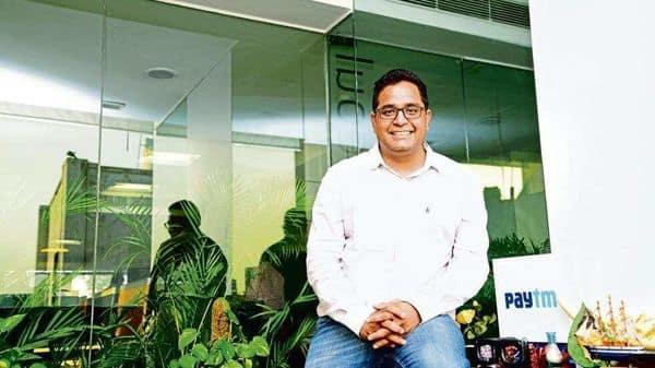 Paytm founder Vijay Shekhar Sharma. (Photo: Mint)