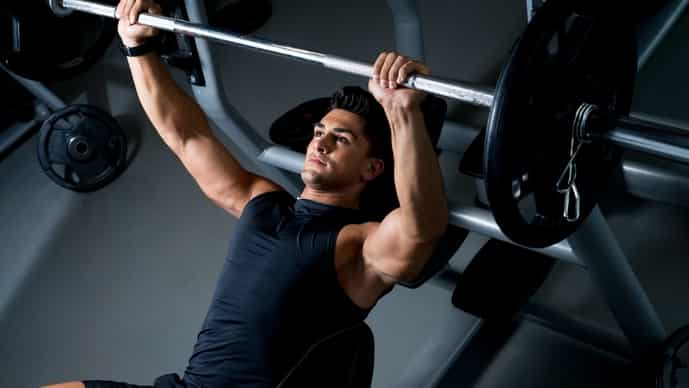 You can burn fat with strength training.