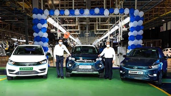 Tata Motors recently launched the Tigor EV