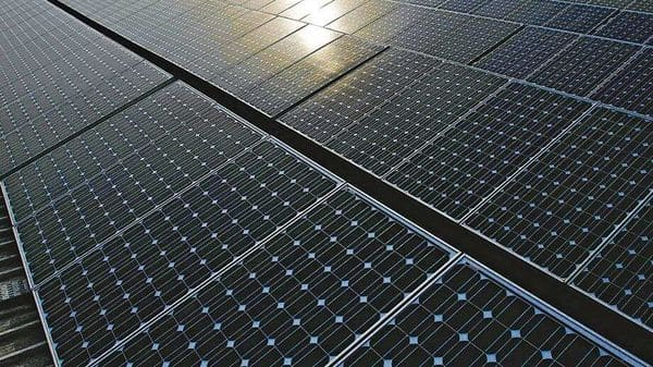 Currently in India, 90% of the current solar photovoltaic (PV) panel installations are based on crystalline silicon, which maxes out at about 22% efficiency (Bloomberg)