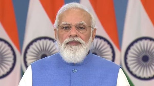 Prime Minister Narendra Modi said there were 355 crore UPI transactions totalling  ₹2 trillion payments in August alone.