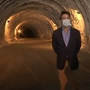 Anurag Thakur reviews construction work of Zojila Pass tunnel in Ladakh